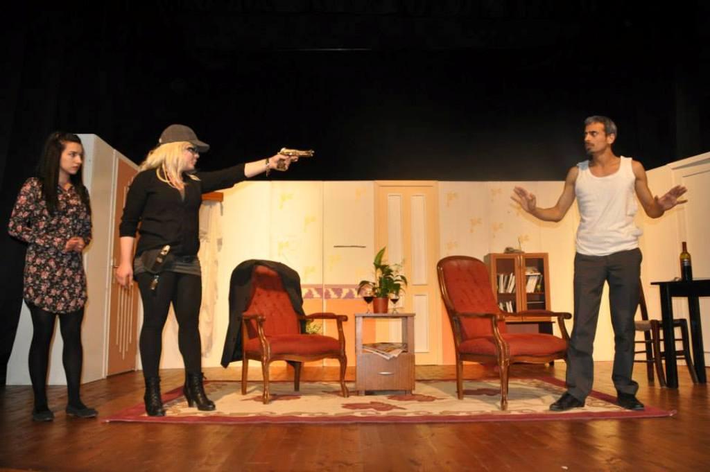 MAGEM'den anlamlı tiyatro gösterimi