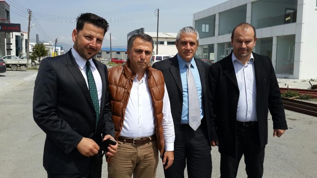 DP/UG Adayı Güler Alayköy'de Hızlı Başladı