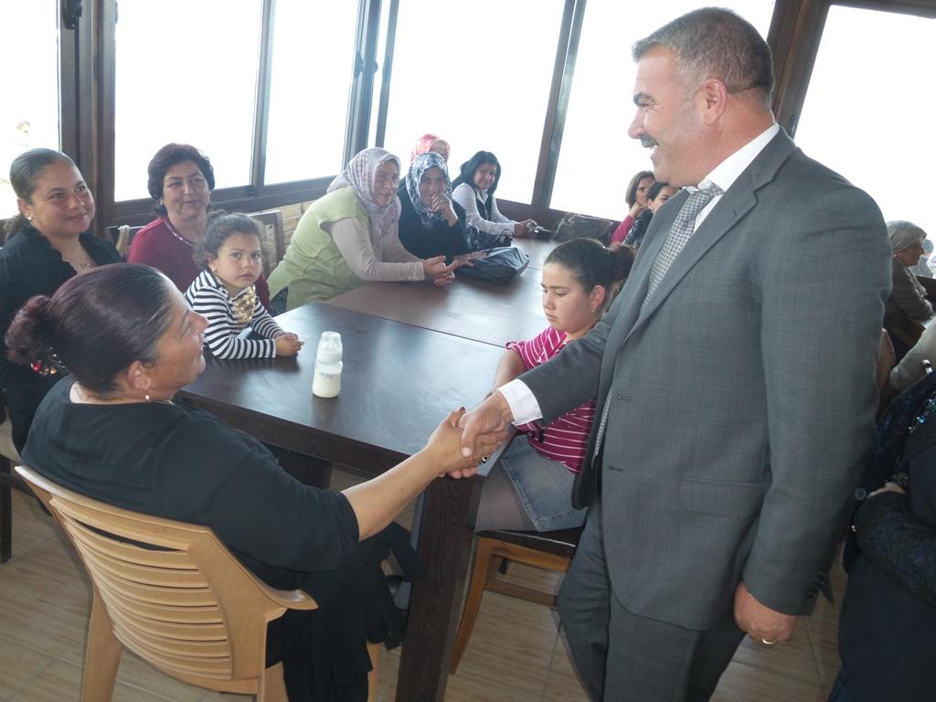 """Suphi Coşkun: """"Dipkarpaz'ı kadınlar alacak"""""""