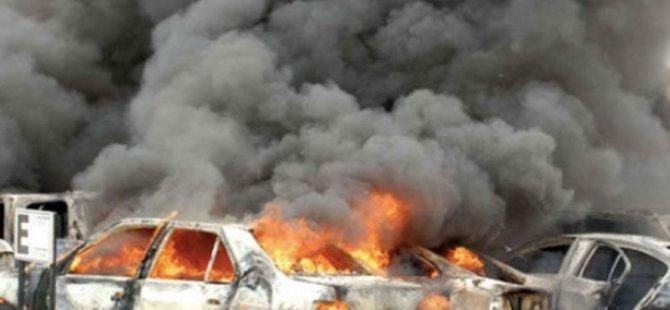 Irak'ta intihar saldırısı: 13 ölü