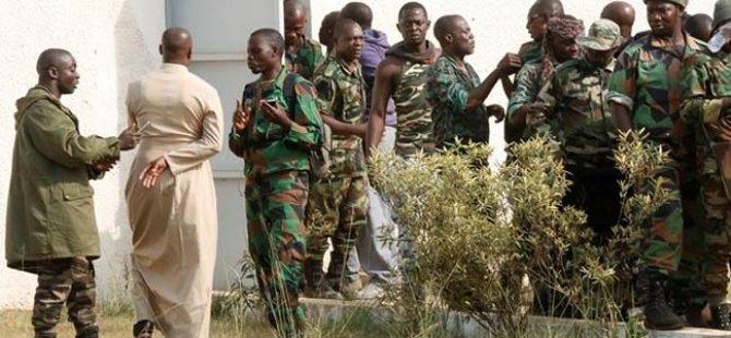 Fildişi Sahili'ndeki askerlerin ayaklanması sona erdi