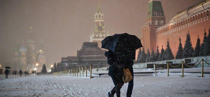Rusya'da rekor! Son 120 yılın en soğuk gecesi