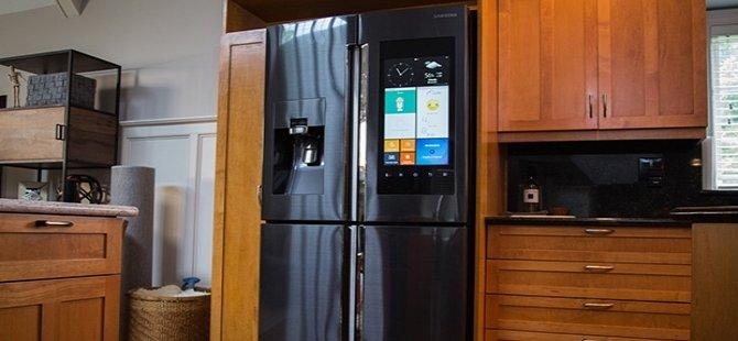 Akıllı buzdolapları sesli komutla ödeme yapacak