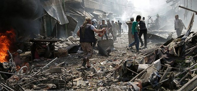 Myanmar'da binlerce kişi hava saldırılarından kaçıyor