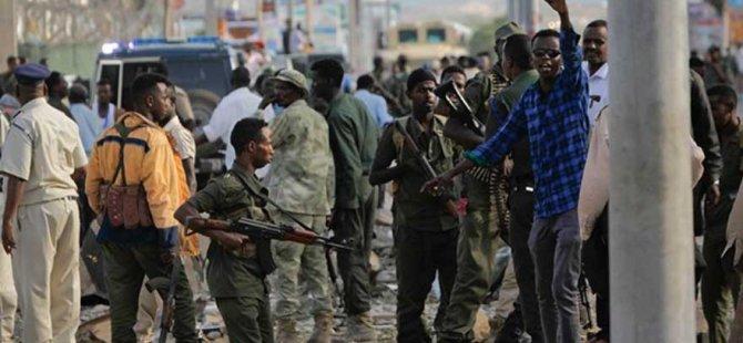 Etiyopya'da el bombalı saldırı: 1 ölü, 10 yaralı