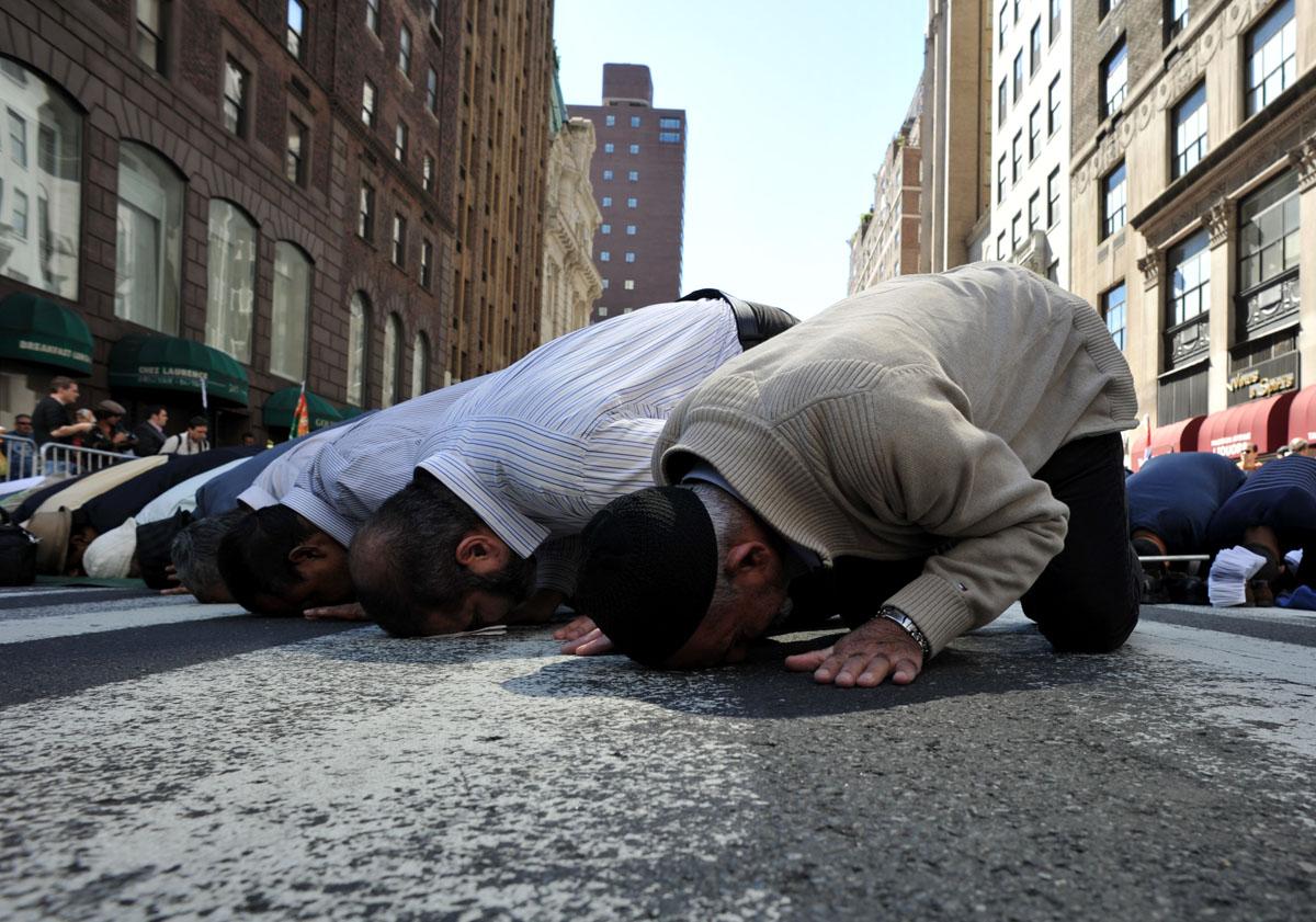 Müslümanları izleme birimi kapatıldı