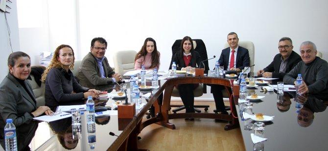 Meclis Hukuk, Siyasi İşler Ve Dışilişkiler Komitesi toplandı