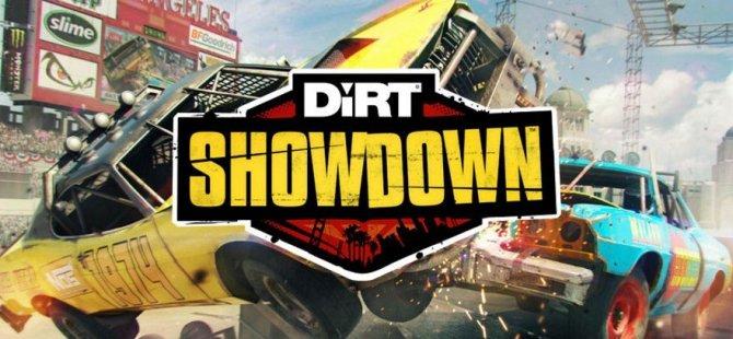 Dirt Showdown ücretsiz oldu!