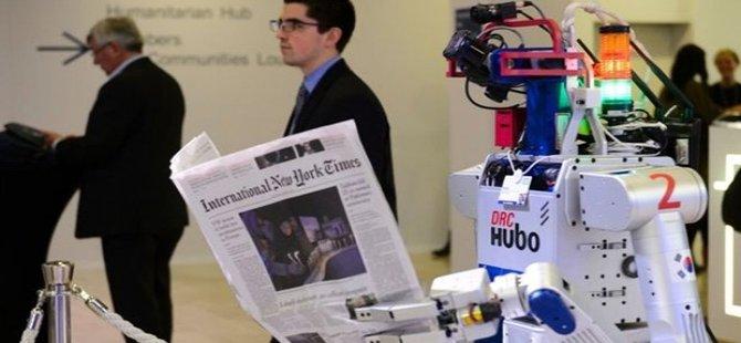 AB robotlara 'elektronik insan kimliği' verebilir