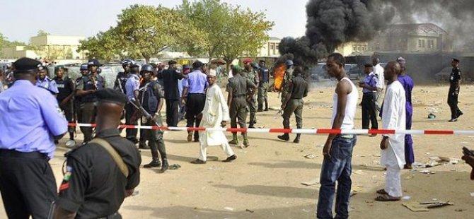 Nijerya'da üniversiteye bombalı saldırı