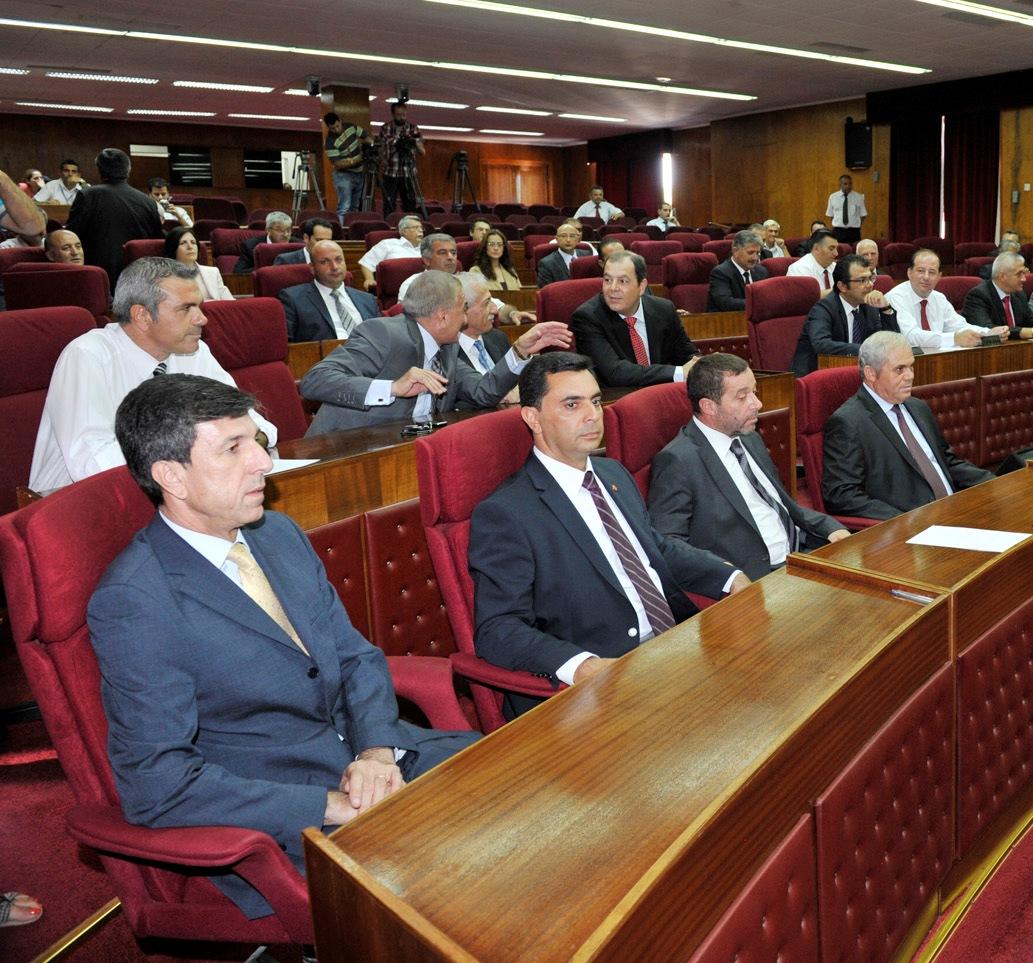 Meclis'te enerji, hükümet, çevre konuşuldu