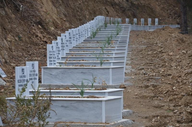 KKTC'ye su projesi mezar taşıttı
