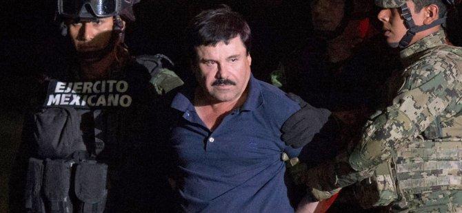 Meksikalı uyuşturucu baronu Guzman ABD'ye iade ediliyor