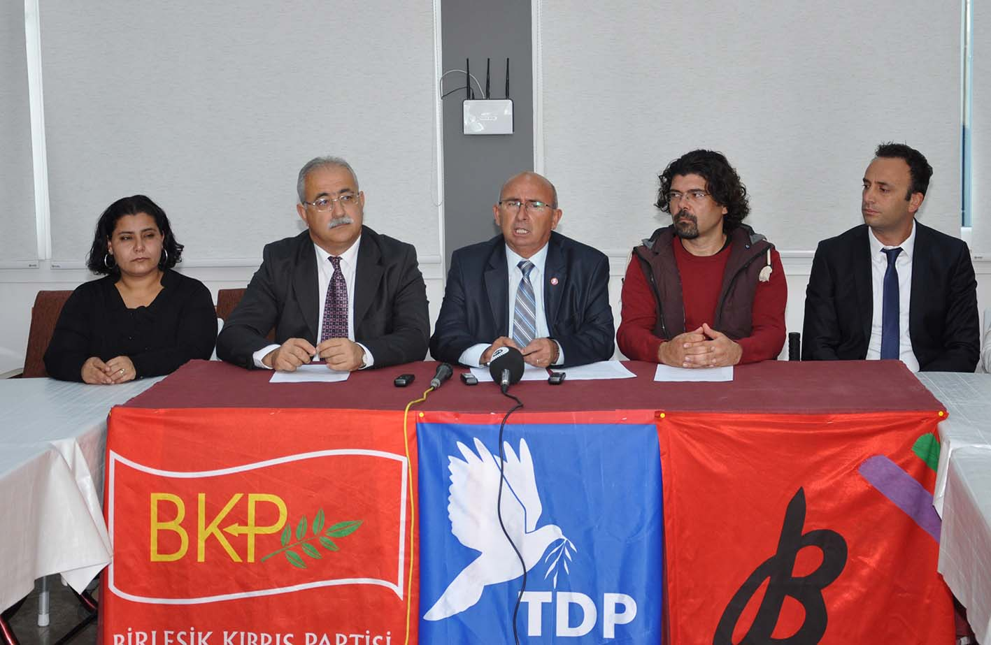 TDP, BKP, Baraka'dan İddialı Adaylar