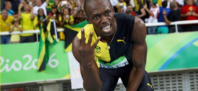 Bolt'un Olimpiyat altını geri alındı