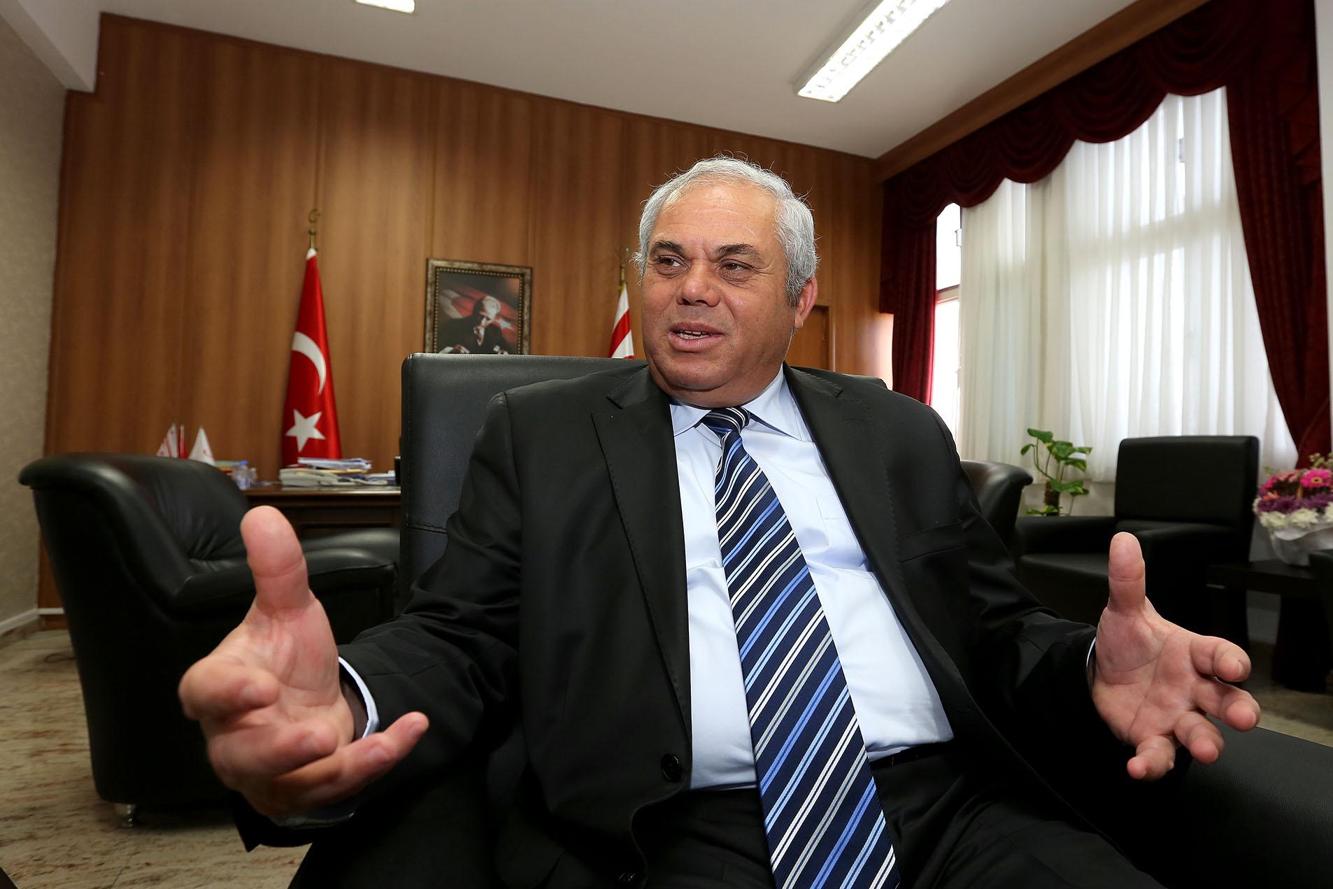 Başbakan Yorgancıoğlu müzakereleri değerlendirdi