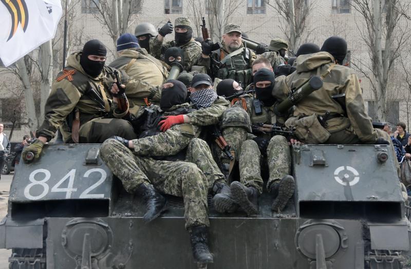 Ukrayna krizi eski Sovyet ülkeleri korkuttu