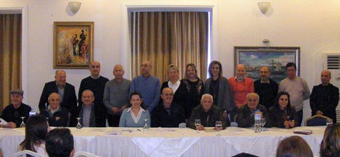 Dağcılık Spor Derneği'nin 24. Dönem genel kurulu gerçekleştirildi