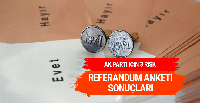 KONDA, referandum için tahminini açıkladı