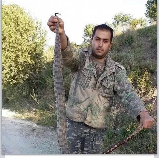 """Yılanları öldürmeyin!"""""""