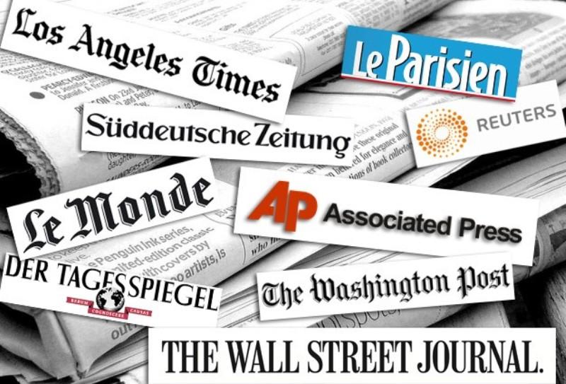 Erdoğan'ın Ermeni mesajı dünya basınında