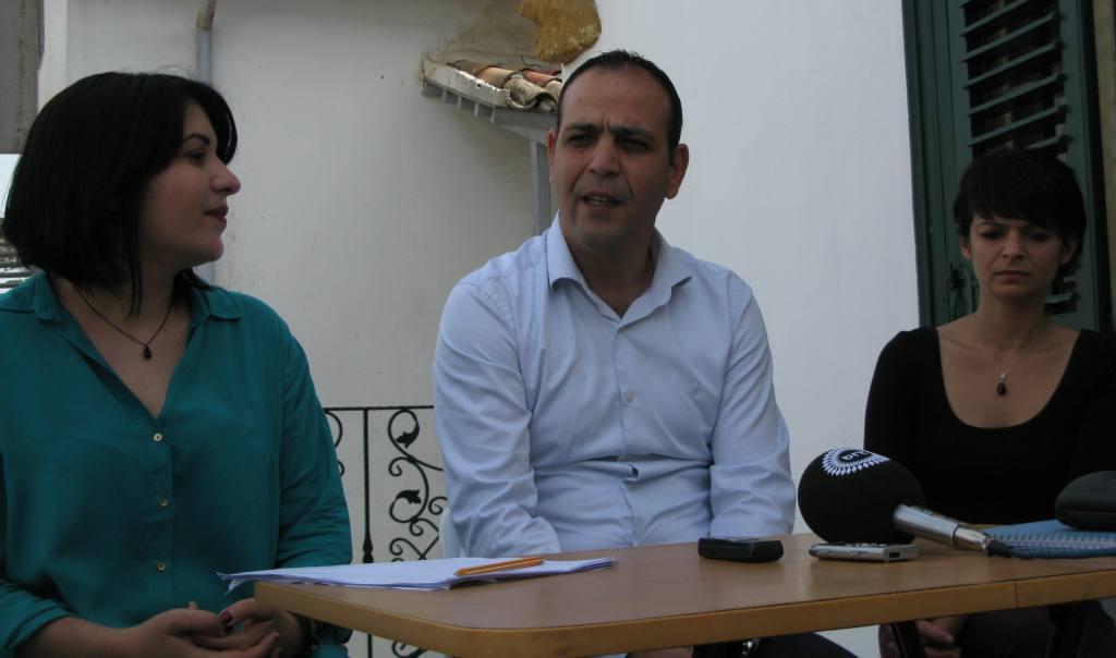 Harmancı, Mülteci Hakları Derneği'ni Ziyaret Etti