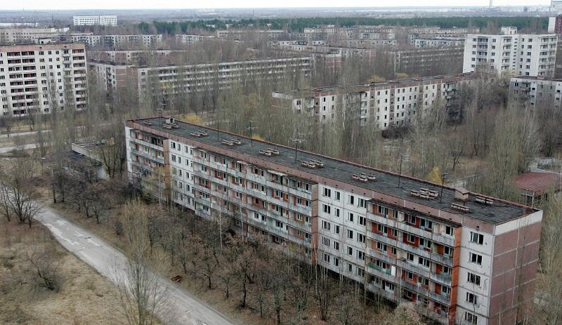 Ukrayna Çernobil felaketini anıyor