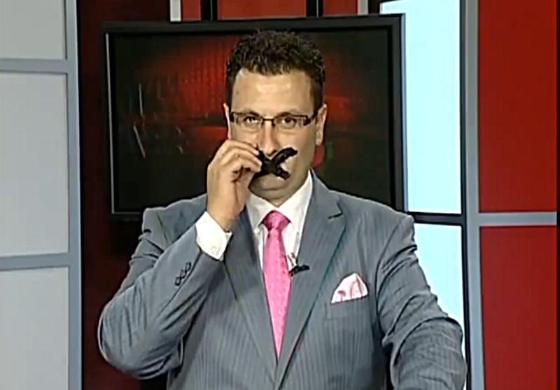 Nazmi Pınar'a Kanal T'den tokat