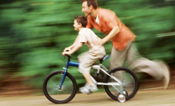 6 yaşındaki bisikletli çocuğa 200 euro ceza