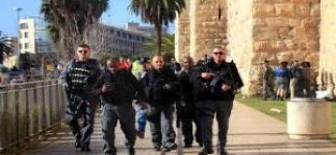 İsrail'in Kudüs'teki ihlalleri daha önce benzeri görülmemiş şekilde arttı