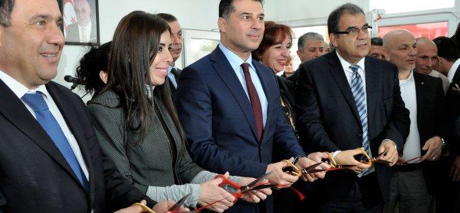 Trenyolu Polikliniği'nin ikinci etap açılışı bugün gerçekleştirildi