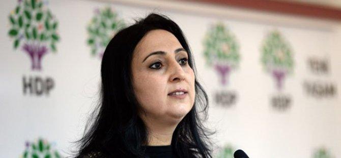 HDP'li Yüksekdağ'ın yargılanmasına başlandı