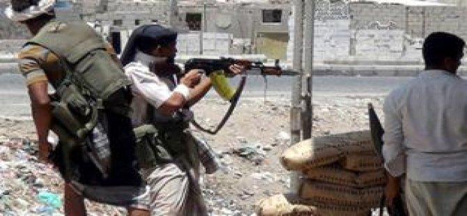 Yemen'deki olaylarda 4 kişi öldü, 6 kişi yaralandı