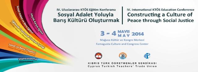 """""""Sosyal Adalet Yoluyla Barış Kültürü Oluşturmak"""""""