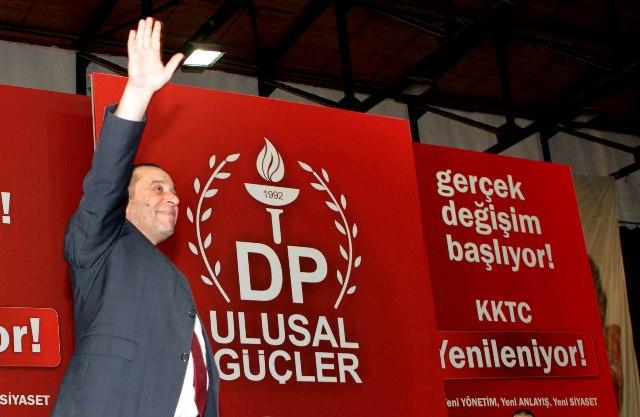 DP-UG Yeniboğazici ve Beyarmudu'nda bağımsız adayları destekleyecek