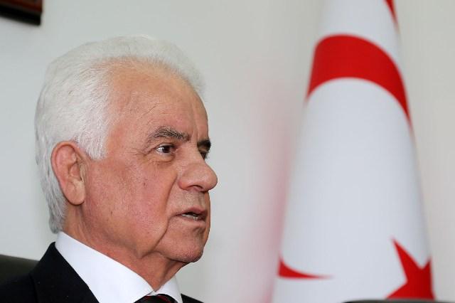 """Eroğlu """"Benim düşüncem yılsonunda referandum; Rum'unki 2015 sonrası"""""""