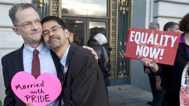 ABD'de Eşcinseller İçin Tarihi Gün