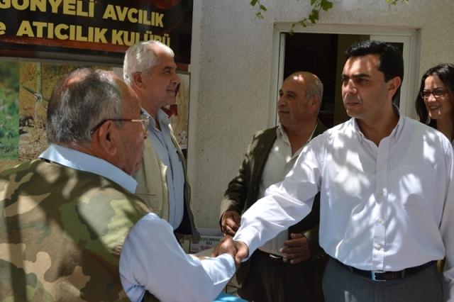 CTP-BG Lefkoşa İlçe Örgütünden Seçim Çalışması
