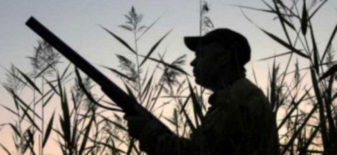Avtepe'de bir kişi avcıların açtığı ateşle vuruldu