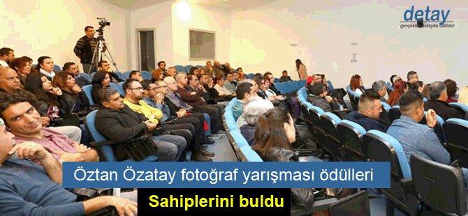 """""""9. Öztan Özatay fotoğraf yarışması ödülleri"""" sahiplerini buldu"""