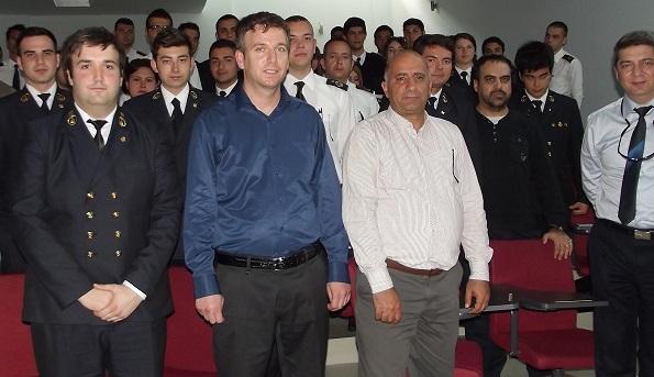 GAÜ Deniziclik Fakültesi Kariyer Günleri gerçekleştirdi