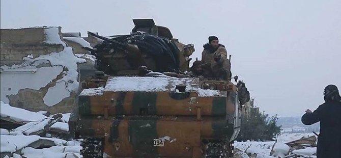 TSK'nın zırhlı aracı Suriye ordusunun elinde' iddiası