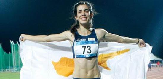 Kıbrıs Cumhuriyeti Bayrağı Yeniden Dalgalanıyor