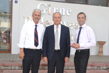 """""""Girne'de projeler tam gaz sürüyor"""""""