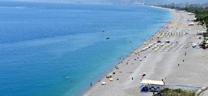 Akdeniz'de turizm sezonu başladı! Antalya'ya hafta sonu 203 uçak indi