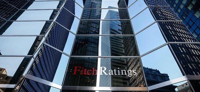 Fitch'ten Türkiye için 'ılımlı ekonomik iyileşme' beklentisi