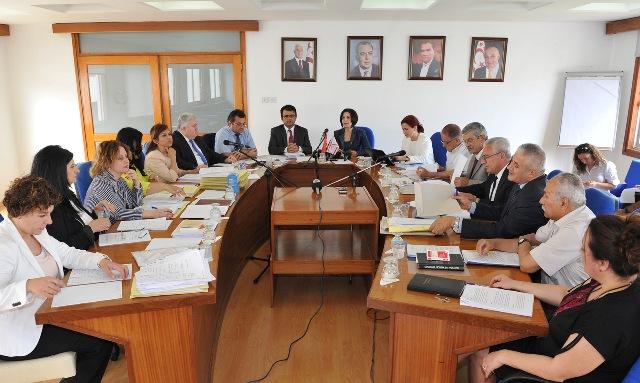 Komite Anayasa değişikliğini görüştü