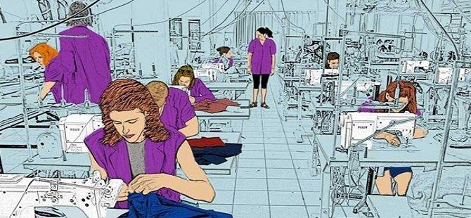 Her 4 kadından 3'ü ücretsiz çalışıyor