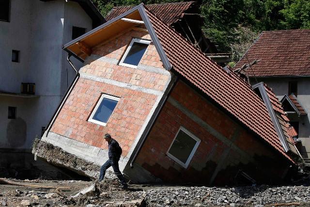 Balkanlar'da bilanço ağırlaşıyor