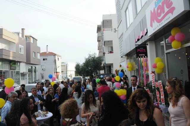 Lefkoşa'ya yeni bir çocuk mağazası:Little More